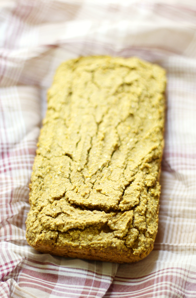 Buckwheat Pumpkin Cornbread | Strength and Sunshine @RebeccaGF666 Take your cornbread to the next level with a healthy twist of adding pumpkin and buckwheat flour! This Buckwheat Pumpkin Cornbread recipe is comfort food to warm every gluten-free and vegan soul without sacrificing taste!