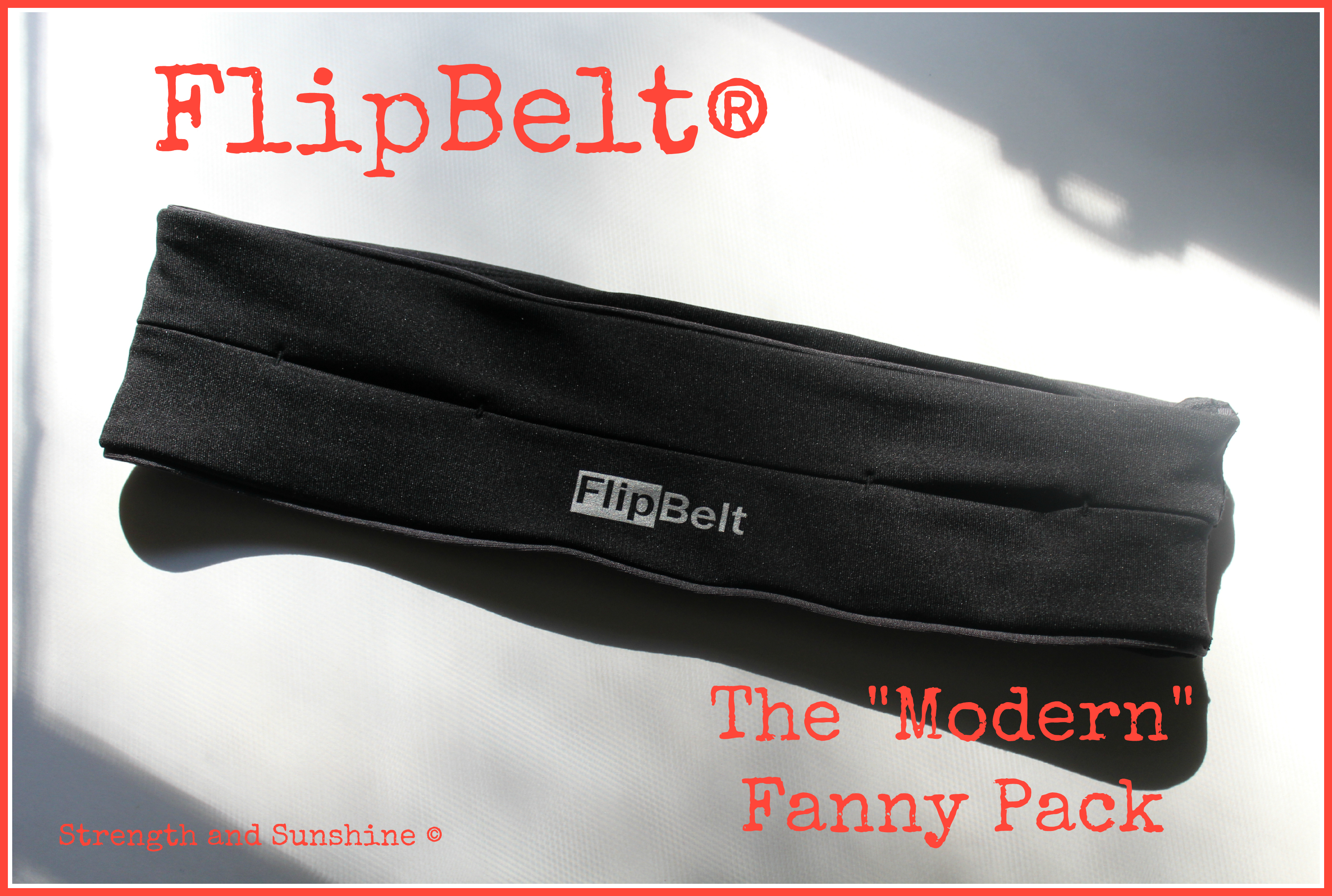 FlipBelt Review | Strength and Sunshine #FlipBelt #Running #Fitness