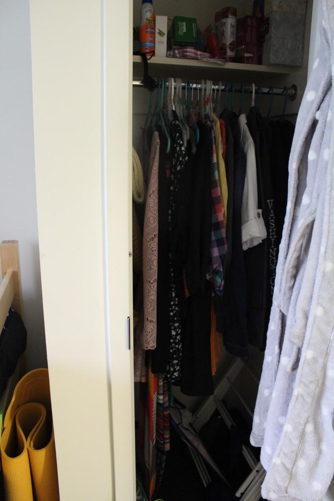 Closet Opened