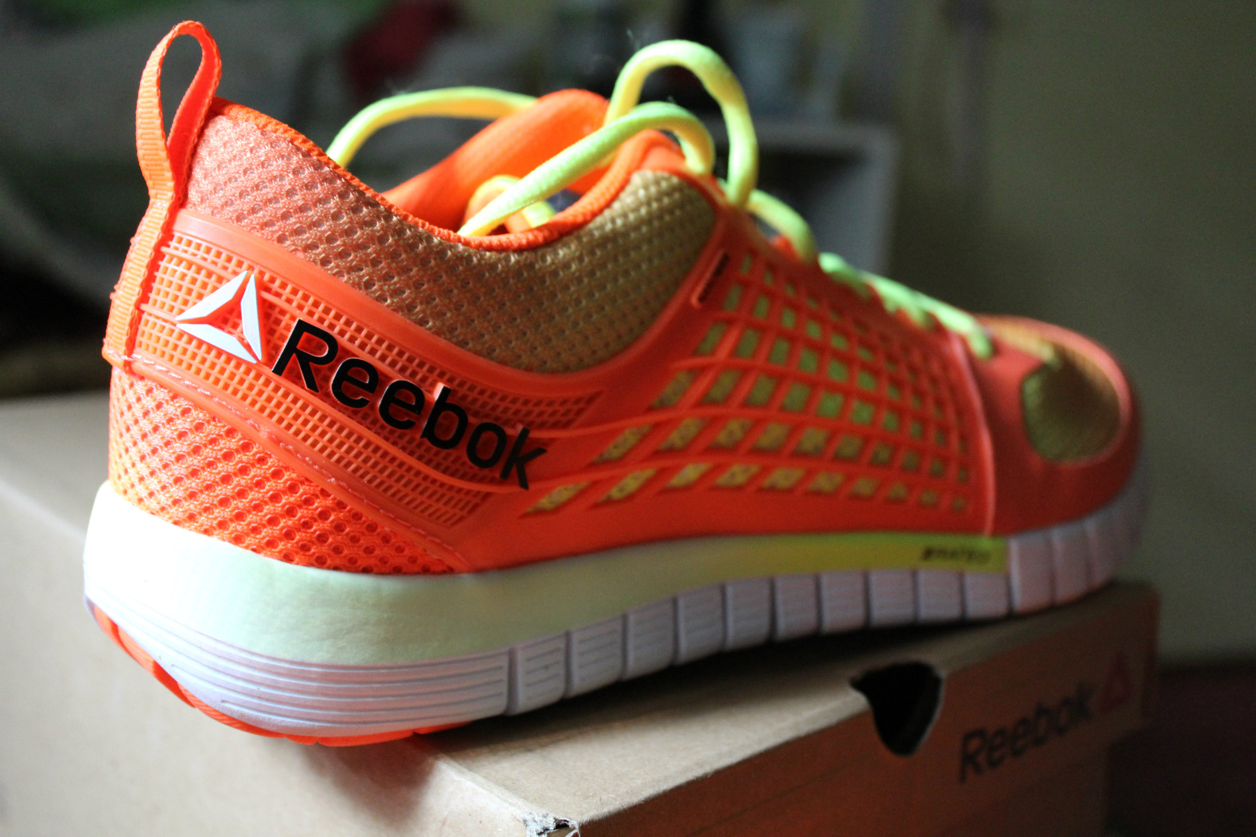 Reebok ZQuicks | Strength and Sunshine #reebok