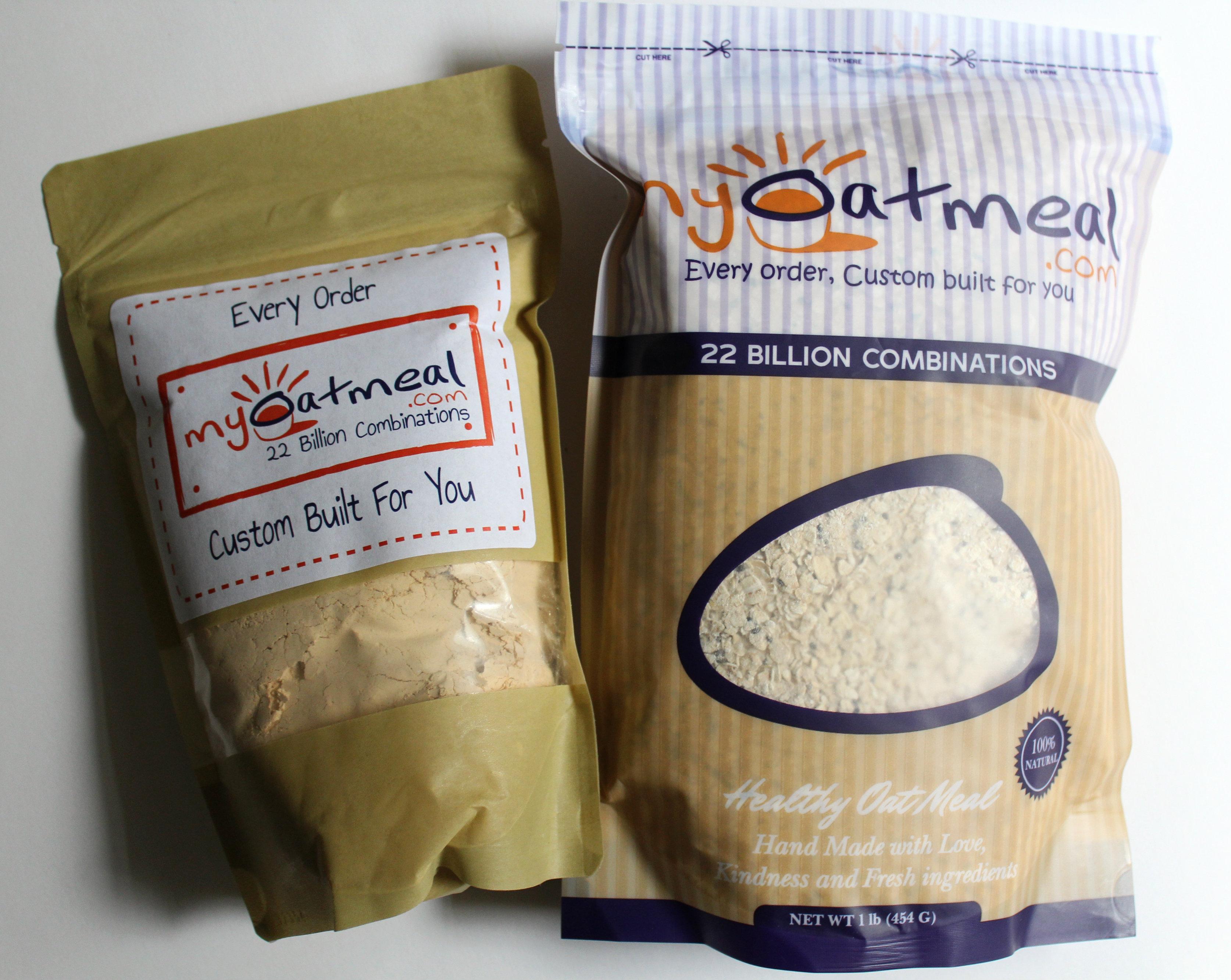 MyOatmeal and PB Lean | Strength and Sunshine