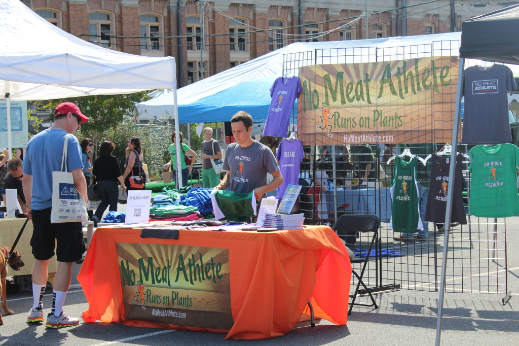 No Meat Athlete | Strength and Sunshine #DCVegFest14