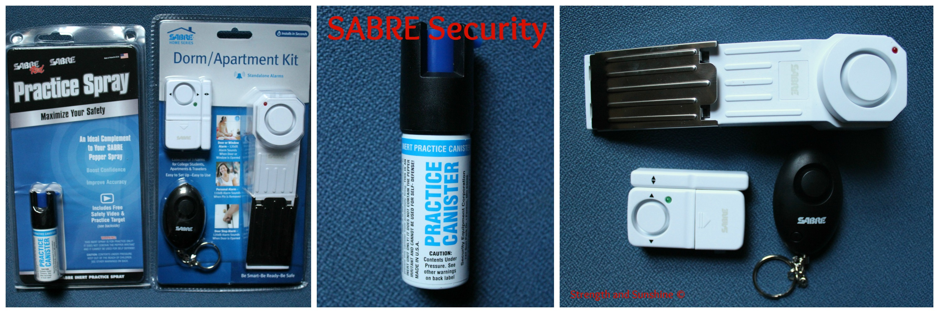 SABRE Security | Strength and Sunshine