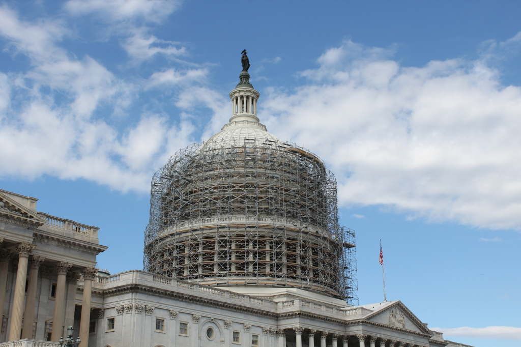 The Capitol Building | Strength and Sunshine