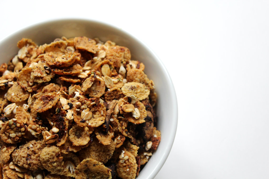 Orange Hemp Seed Granola | Strength and Sunshine #glutenfree #vegan @RebeccaGF666