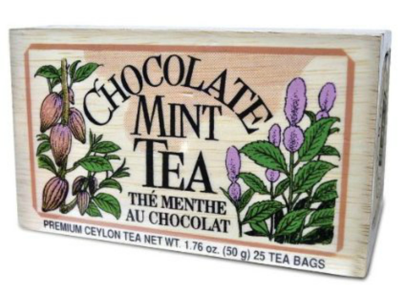 Metropolitan Tea Company Chocolate Mint Tea | Strength and Sunshine