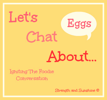 Let's Chat About...Eggs | Strength and Sunshine @RebeccaGF666 #eggfree #eggs