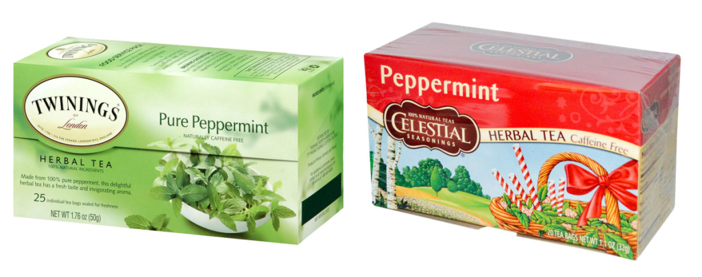 Peppermint Tea | Strength and Sunshine