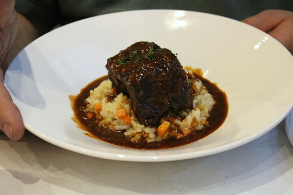 Short Ribs and Risotto| Strength and Sunshine