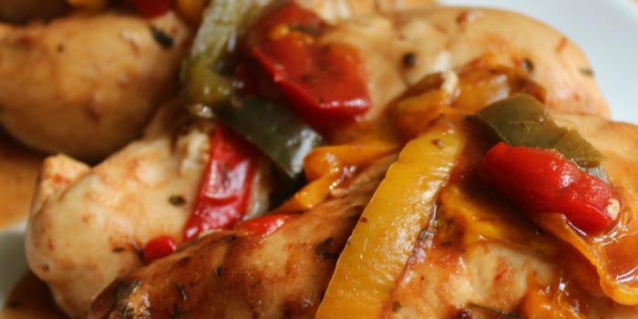 Recipe ReDux #13 Slow Cooker BBQ Chicken
