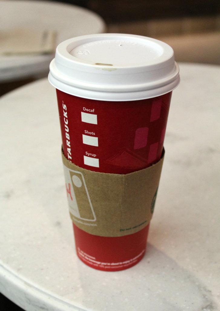 Starbucks | Strength and Sunshine