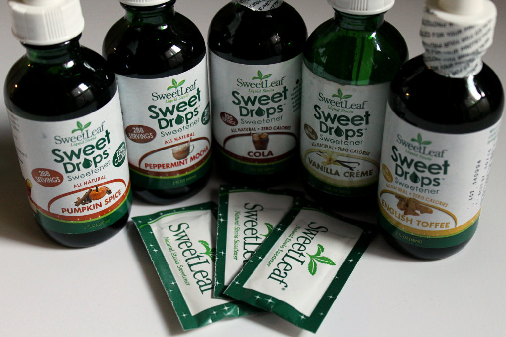 Sweetleaf Stevia | Strength and Sunshine