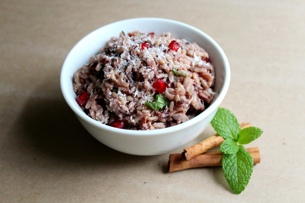 Indian Christmas Rice | Strength and Sunshine @RebeccaGF666 #indian #sidedish #glutenfree #vegan #coconut #rice