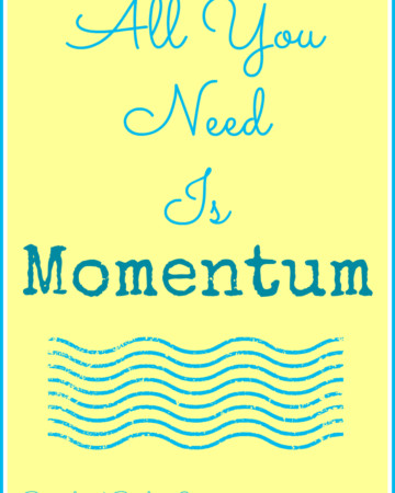 All You Need Is Momentum | Strength and Sunshine @RebeccaGF666 #momentum #motivation #running