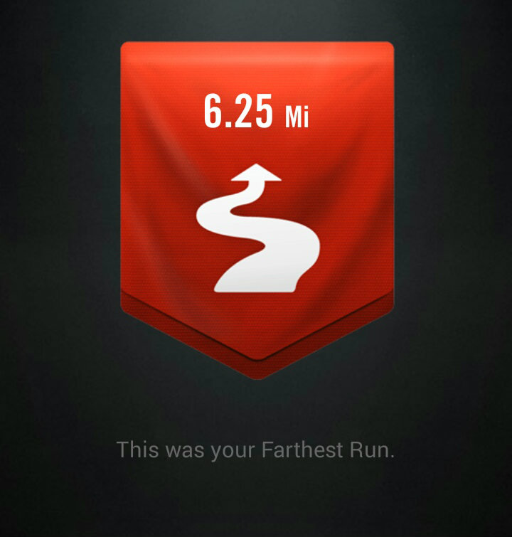 Furthest Run | Strength and Sunshine @RebeccaGF666 #running