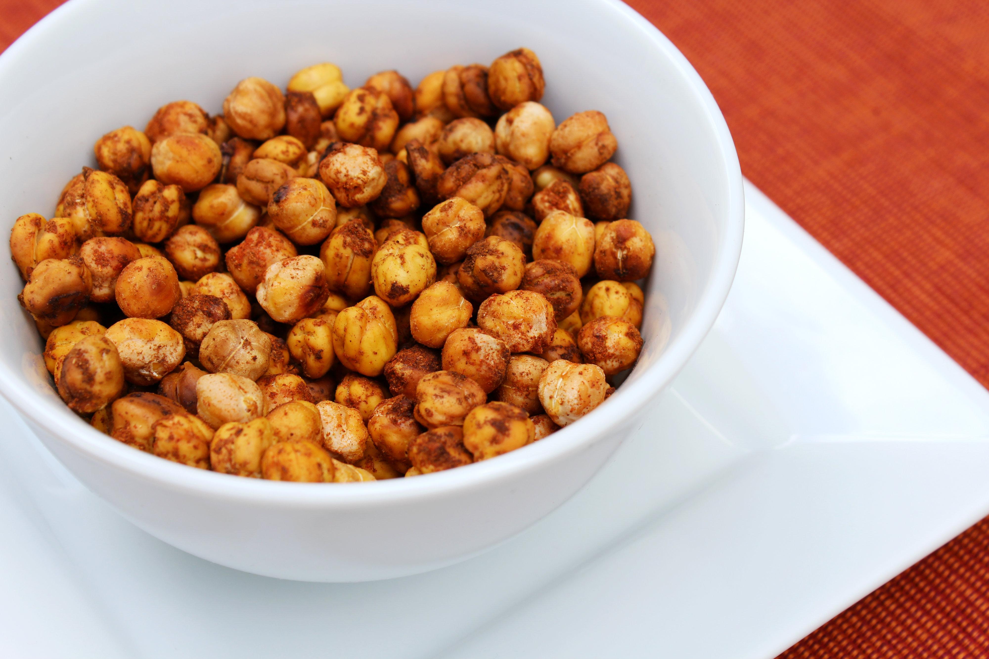 Recipe ReDux #15 Roasted Smoked Paprika Cinnamon Chickpeas ...
