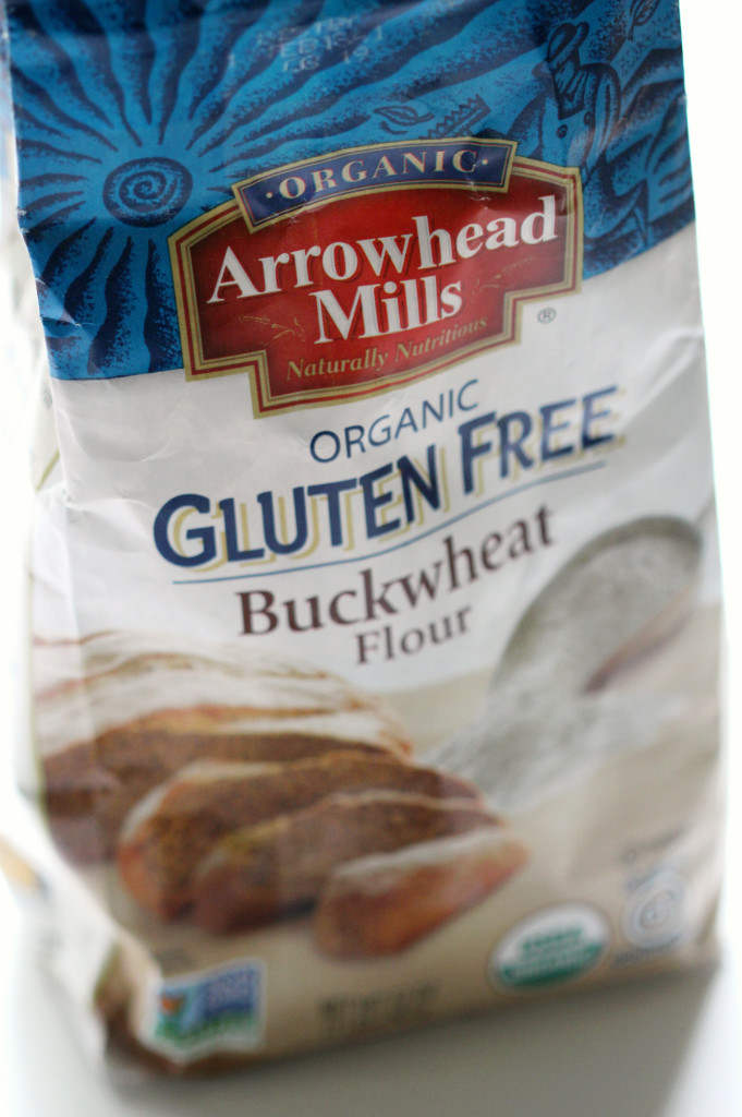 Arrowhead Mills Organic Buckwheat Flour | Strength and Sunshine @RebeccaGF666