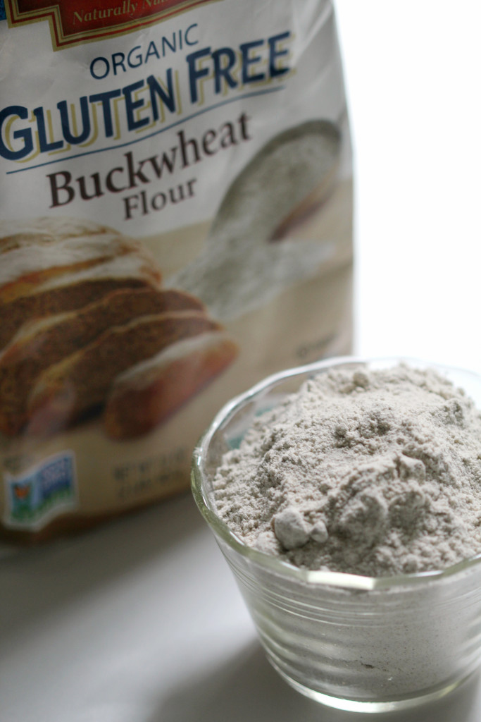 Buckwheat Flour | Strength and Sunshine @RebeccaGF666