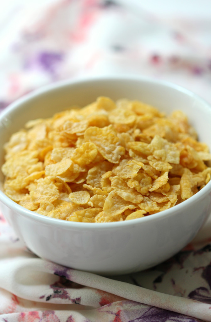 Erewhon Corn Flakes | Strength and Sunshine @RebeccaGF666