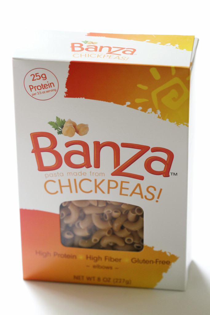 Banza Chickpea Pasta | Strength and Sunshine @RebeccaGF666