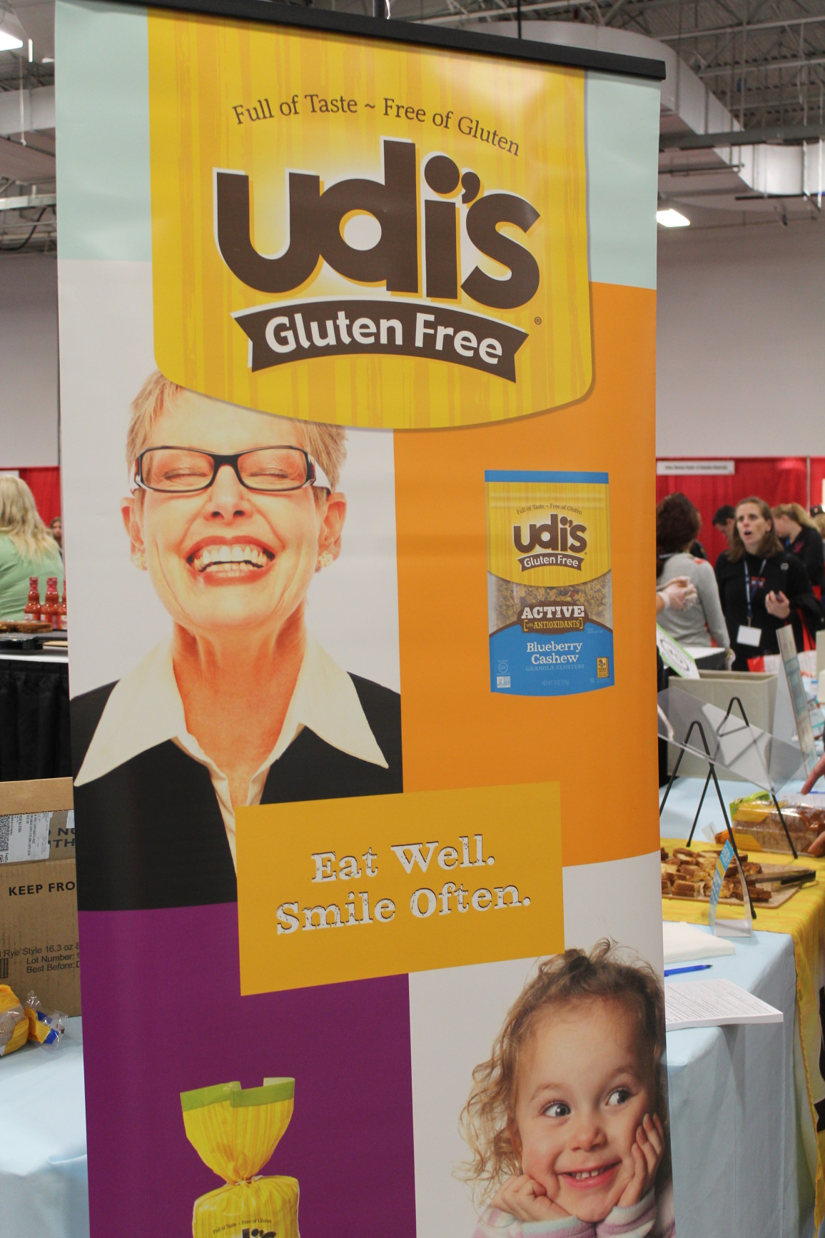 Highlights from the Gluten Free & Allergen Friendly Expo (GFAF Expo) 2015 | Strength and Sunshine @RebeccaGF666 Perfect for those new to the gluten-free lifestyle to learn about what's trending.