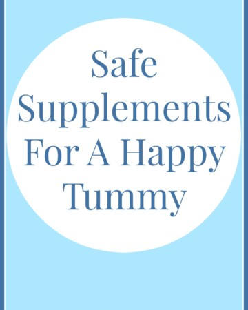 Safe Supplements For A Happy Tummy | Strength and Sunshine @RebeccaGF666 With food allergies and autoimmune diseases, keeping the body safe and happy is the ultimate goal. Finding safe pure supplements can provide some healthy insurance for keeping your inner-workings at their optimal best!