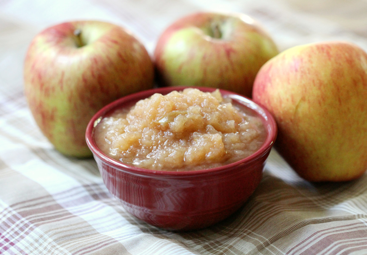 Apple Cake Slow Cooker Recipe