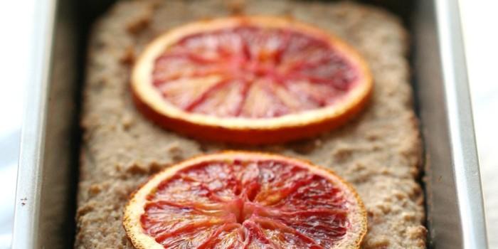 Recipe ReDux #25 Blood Orange Quick Bread