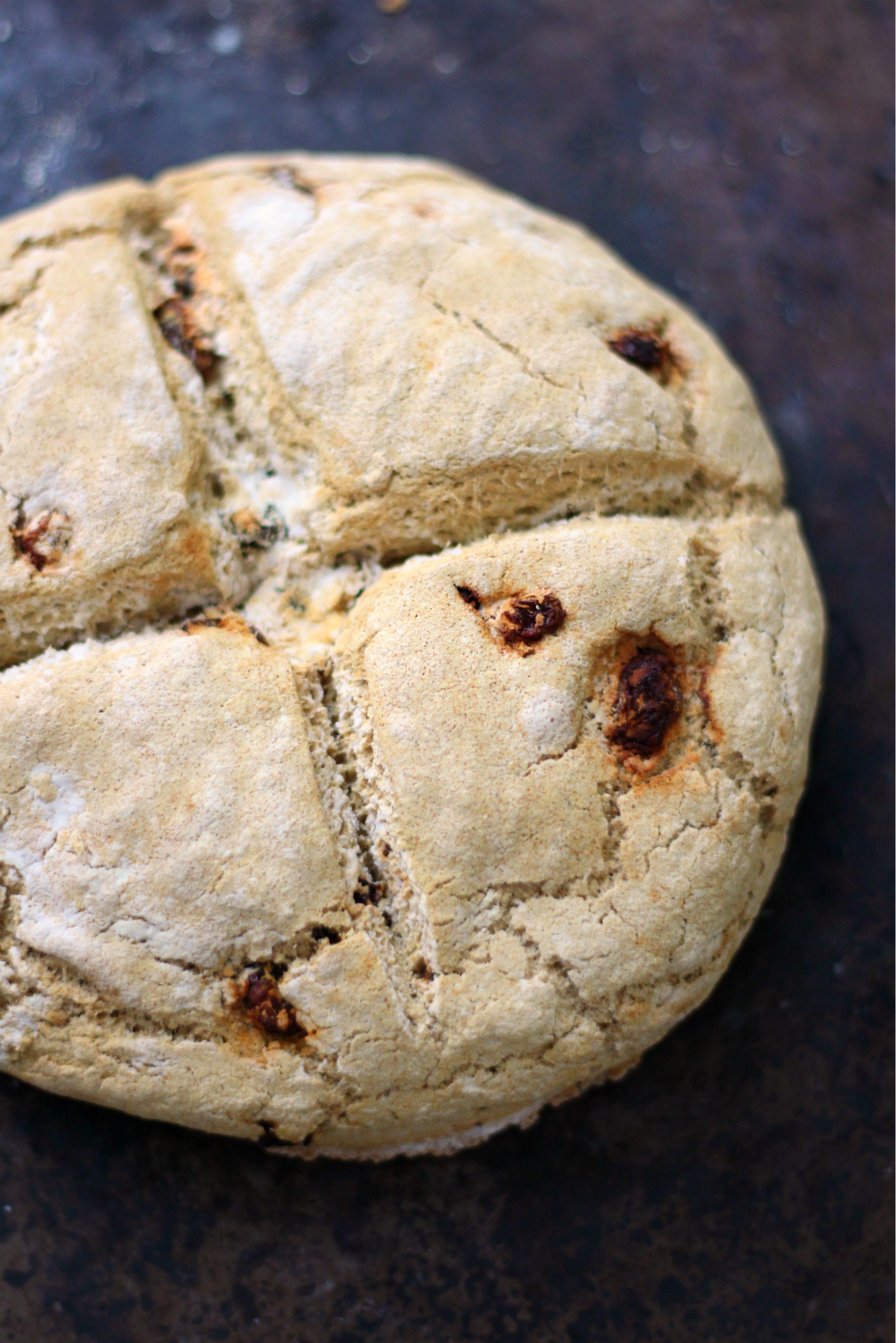 Traditional Gluten-Free Irish Soda Bread | Strength and Sunshine ...
