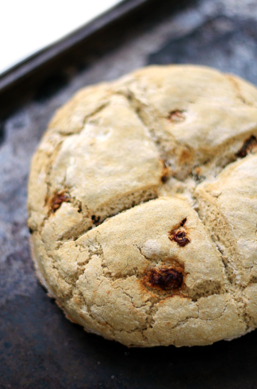 Traditional Gluten-Free Irish Soda Bread