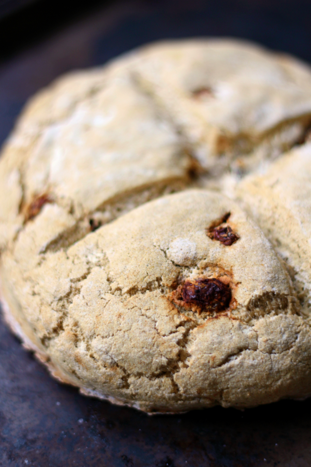 Traditional Gluten-Free Irish Soda Bread