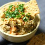 Baba Ghanoush Hummus
