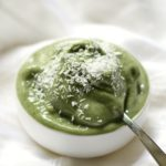 Coconut Matcha Ice Cream