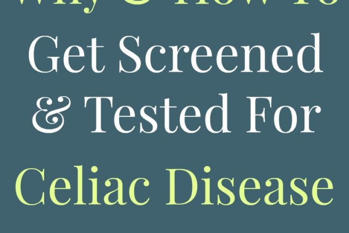 Why & How To Get Screened & Tested For Celiac Disease | Strength and Sunshine @RebeccaGF666 Wondering what's involved with the why & how behind getting screened & tested for celiac disease? Here's what you need to know to help demystify the process you must take before going gluten-free for good!