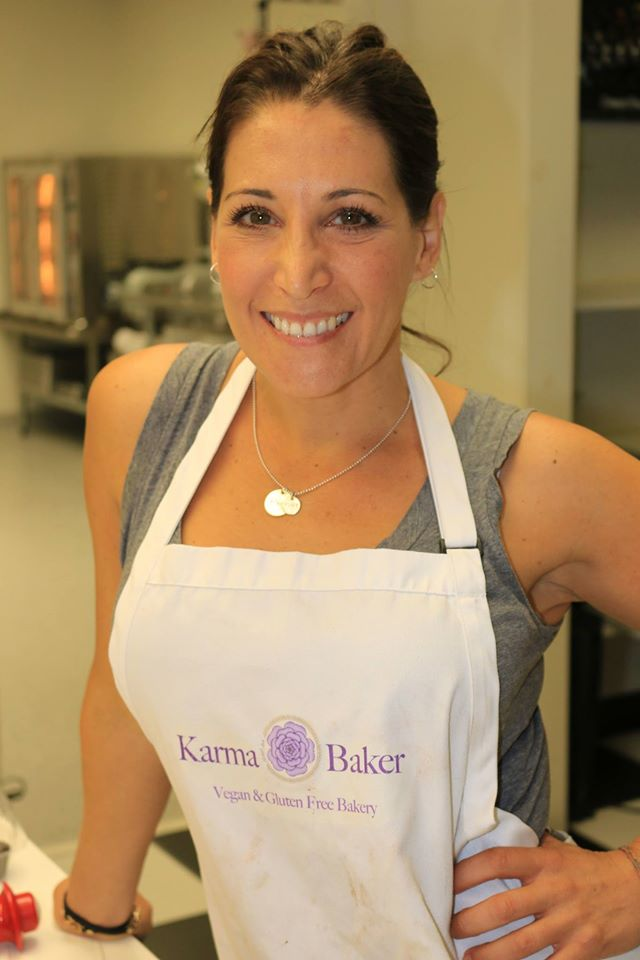 "Freedom Feature: Celine Ikeler ""Karma Baker"" 