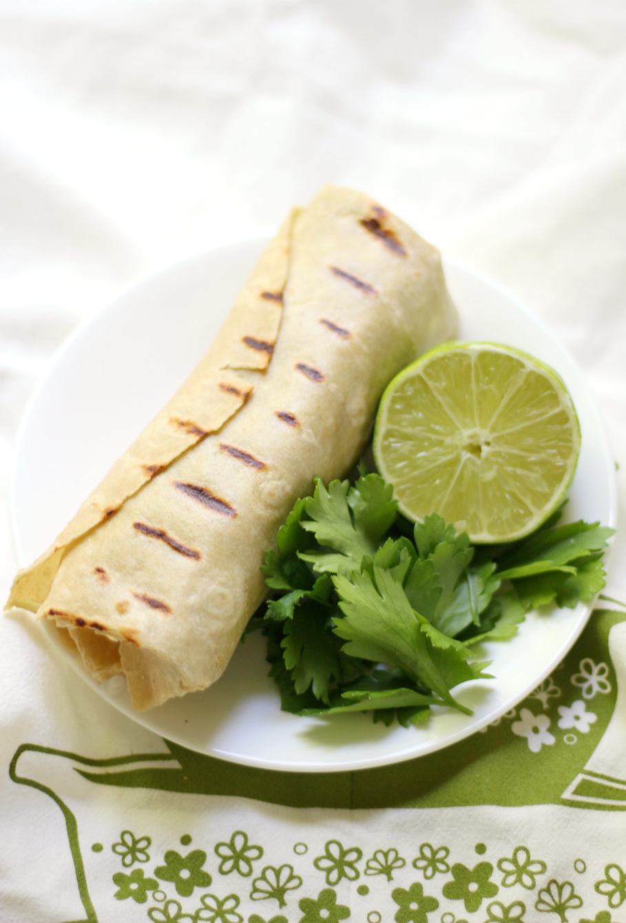 Grilled Green Goddess Wraps | Strength and Sunshine @RebeccaGF666 No more boring lunches! These Grilled Green Goddess Wraps are full of green goodness and nutrition with a lima bean spread, broccoli, and hearts of palm! Gluten-free, nut-free, and vegan, these wraps are a healthy recipe that's school or work friendly and freezable!