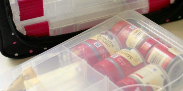 DIY All-Purpose Seasoning + Pantry Supplies Storage Hacks