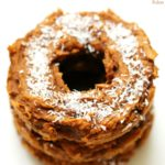 Cinnamon Sweet Potato Doughnuts
