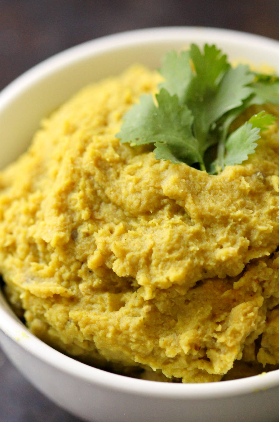 Healing Indian Eggplant Hummus | Strength and Sunshine @RebeccaGF666 A hummus that heals! This Healing Indian Eggplant Hummus is a perfect blend of roasted eggplant, chickpeas, and Indian spices like turmeric. It's gluten-free, vegan, and fat-free, making it a delicious snack recipe for dipping or spreading!