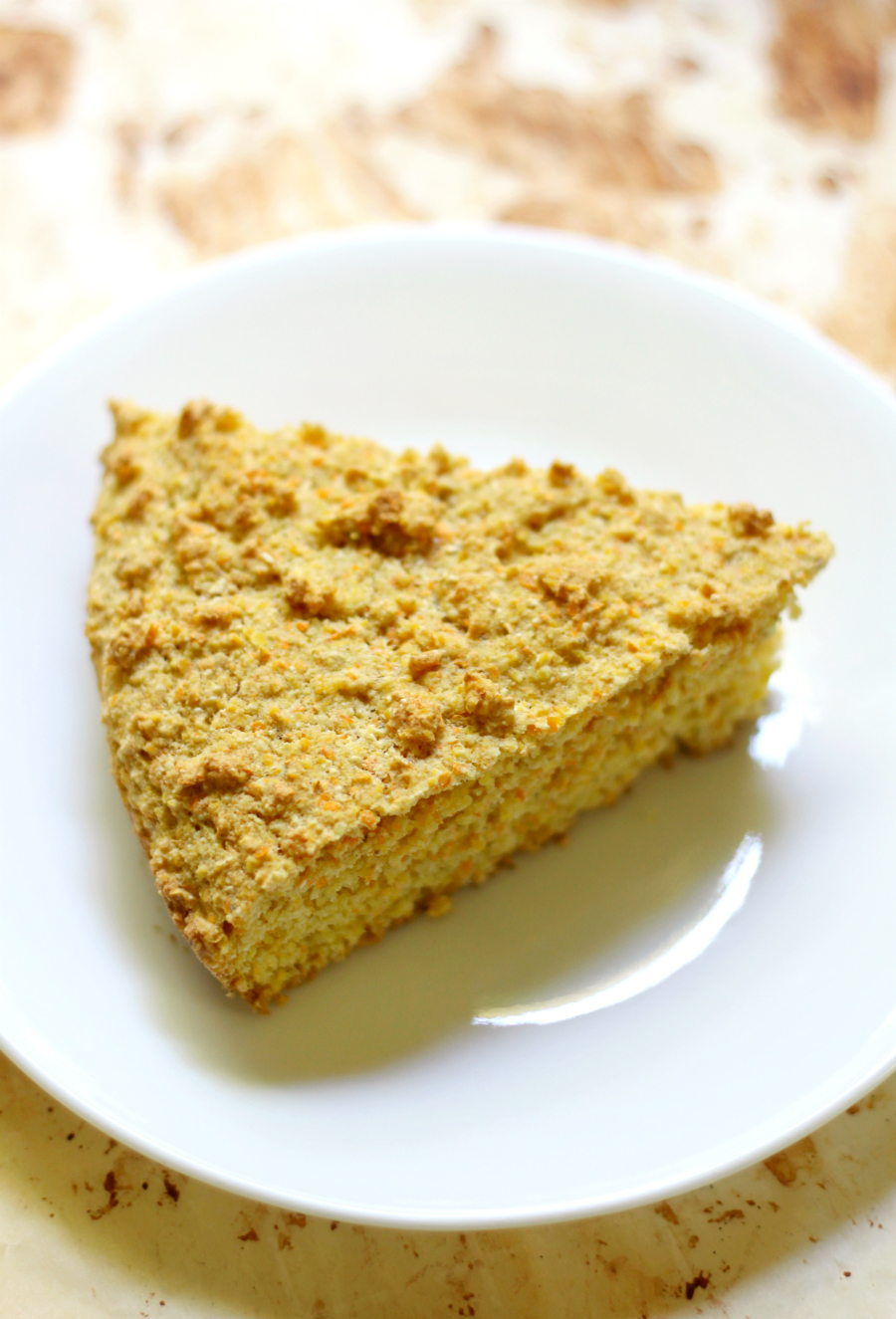 Rustic Gluten-Free Cornbread | Strength and Sunshine @RebeccaGF666 Enjoy the old-fashioned classic once again! Rustic Gluten-Free Cornbread that's vegan and top 8 allergy-free. Baked right in your grandma's seasoned cast iron skillet, this cornbread recipe will bring back all the comfort and good feels!