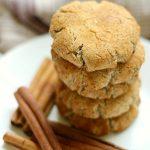 Gluten-Free Snickerdoodles (Vegan)