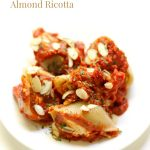 Gluten-Free Stuffed Shells with Vegan Almond Ricotta