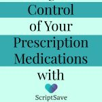 Taking Back Control Of Your Prescription Medications