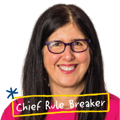 "Freedom Feature: Nancy Kalish ""Rule Breaker Snacks"" 