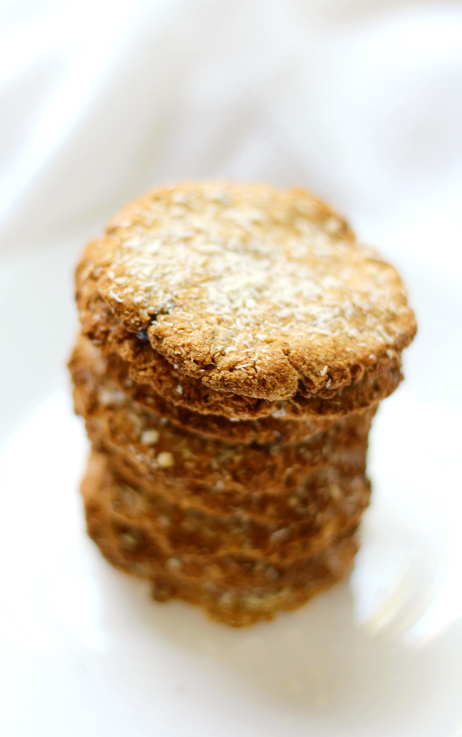 Lavender Coconut Tigernut Flour Cookies (Gluten-Free, Vegan, Paleo) | Strength and Sunshine @RebeccaGF666 Sweet, nutty, and earthy, these Lavender Coconut Tigernut Flour Cookies are an alluring and delicious treat to bake! Gluten-free, vegan, paleo, and allergy-free, whether you enjoy them as a snack with afternoon tea or a healthy dessert, this recipe is bound to be a new favorite!