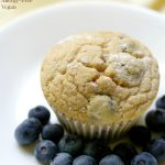 Gluten-Free Bakery-Style Blueberry Muffins (Vegan, Allergy-Free)