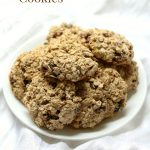 Chewy Gluten-Free Oatmeal Raisin Cookies (Allergy-Free, Vegan)