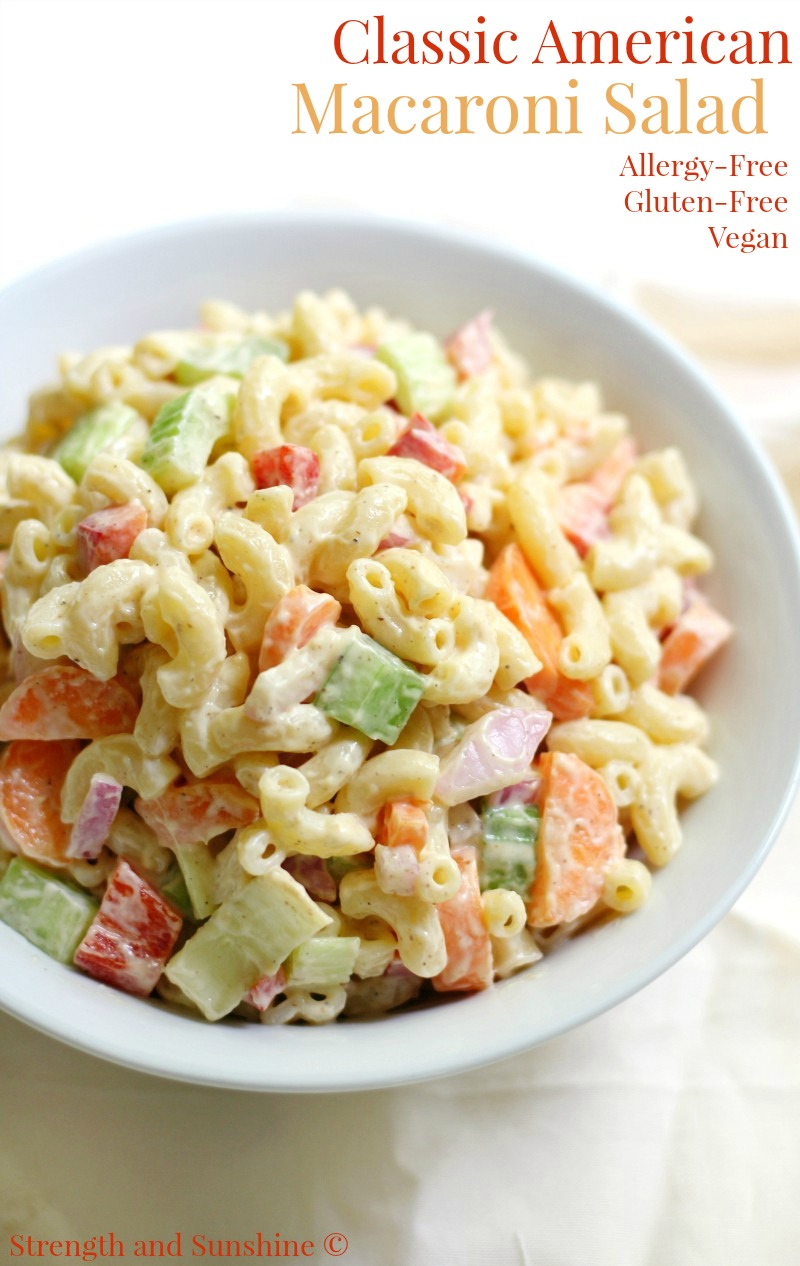 Best Foods Recipe For Macaroni Salad