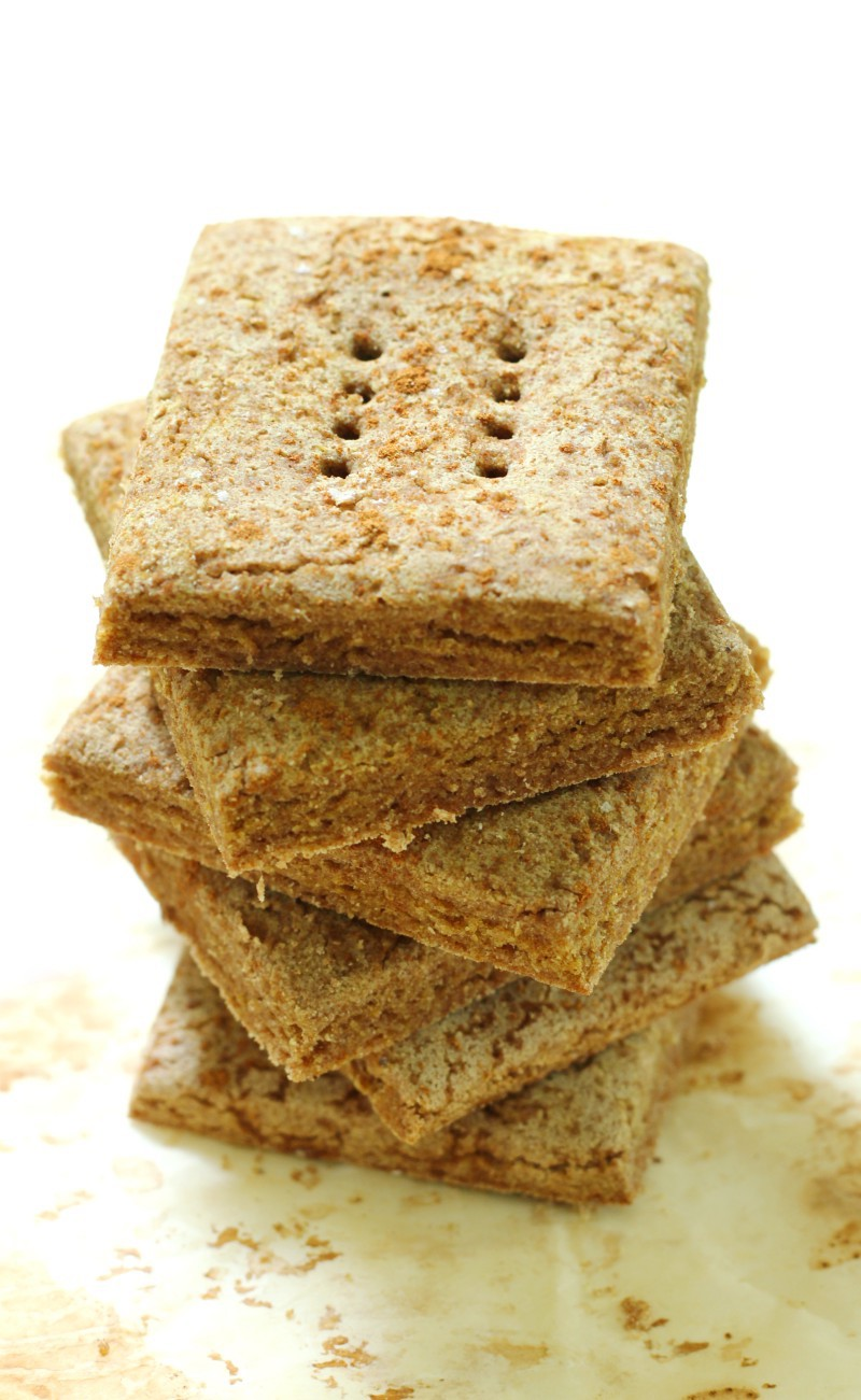 "Homemade Gluten-Free Graham Crackers (Allergy-Free, Vegan) | Strength and Sunshine @RebeccaGF666 Celiacs, have no fear! These Homemade Gluten-Free Graham Crackers are just what you've been searching for! Top 8 allergy-free, vegan, and sugar-free, you can enjoy these healthy ""cookies"" as a quick kid-friendly snack or part of a dessert recipe!"