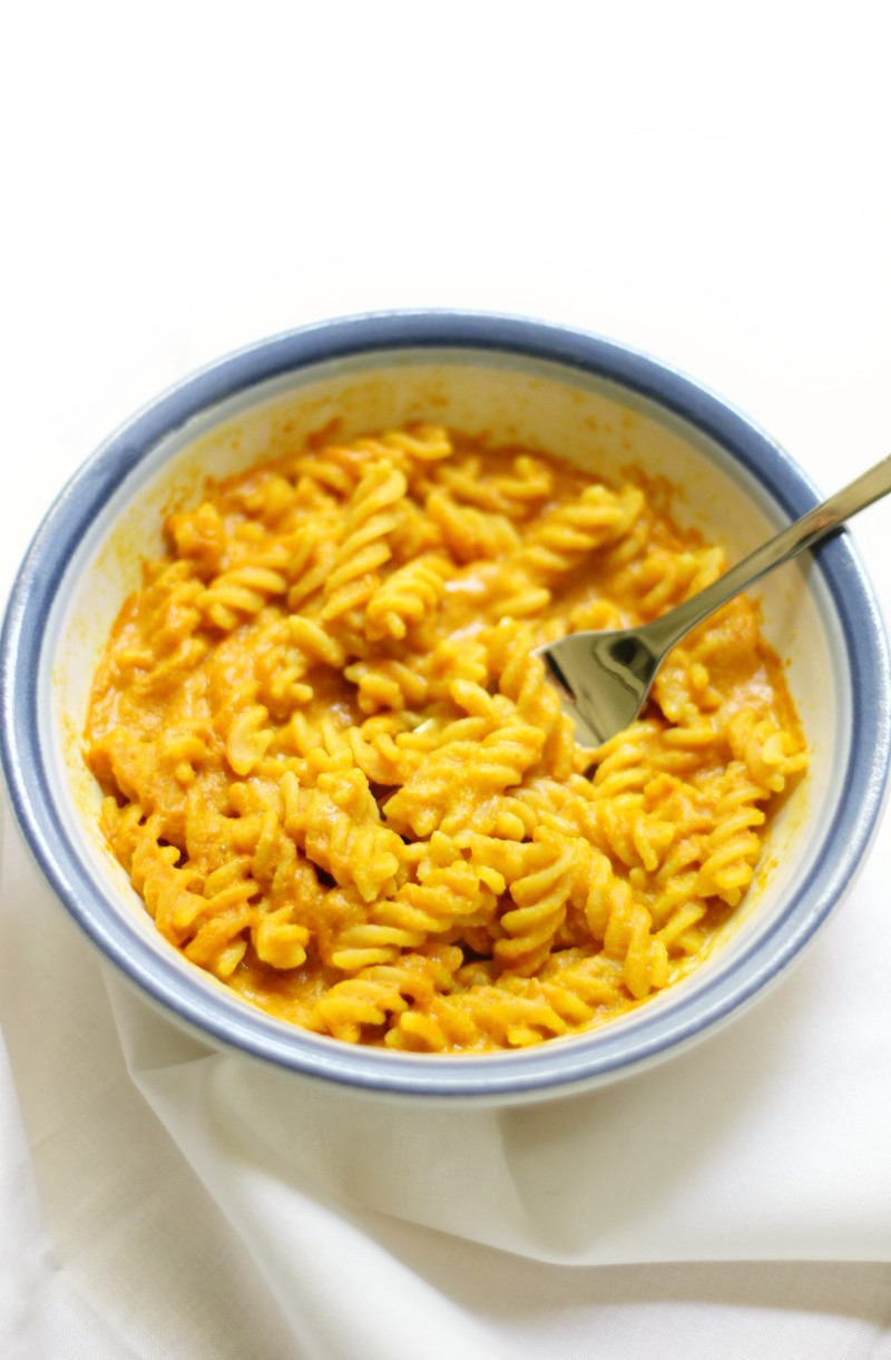 Microwave Gluten Free Vegan Mac Cheese For One Allergy